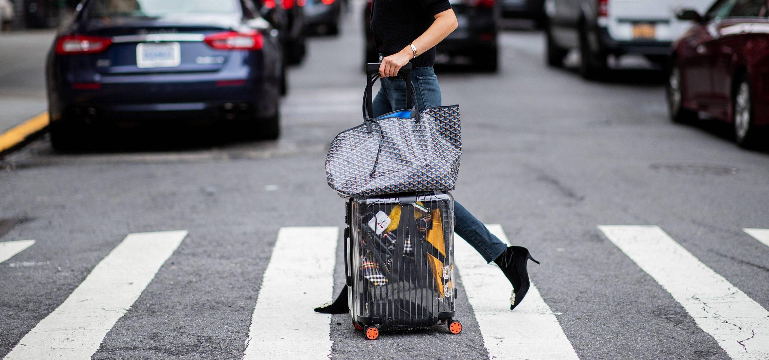 Les meilleures marques de bagages pour des valises aussi stylées que leur contenu, selon les initiés de la mode